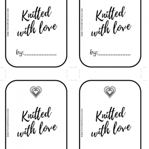 Knitted with love by