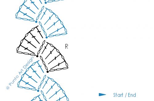 Green leaves - Chart Punto Art Design