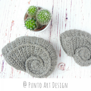 Ammonite crochet pattern