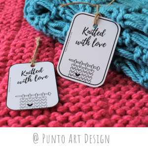 Knitted with love Tag (2)