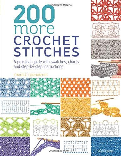 200 Crochet Stitches ⋆ Crochet Books ⋆ Punto Art Design ⋆
