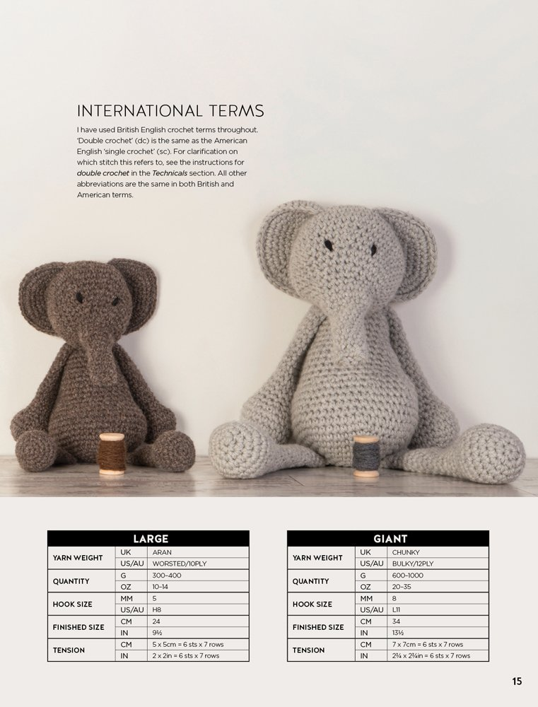 Puffy Pals Amigurumi Crochet Pattern (Easy Crochet Doll Patterns ... | 1000x761