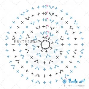 Circle 8 DC PAD