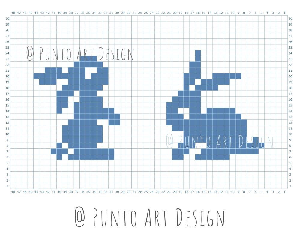 Easter Design Chart 2