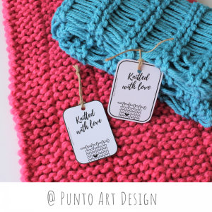 Knitted with love Tag (3)