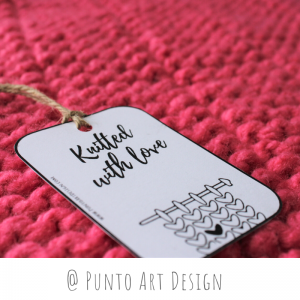 Knitted with love Tag (4)