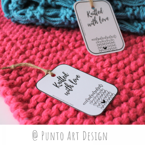 Knitted with love Tag (5)